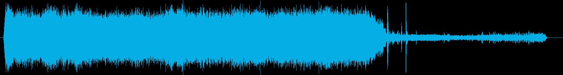 Gnat:アイドル/キャノピークロ...の再生済みの波形