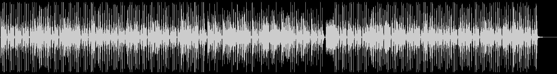 ポヨポヨな曲。アコギ生演奏。コミカル。の未再生の波形