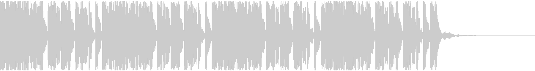 【EDM】トランス、ロング8、ジングル2の未再生の波形