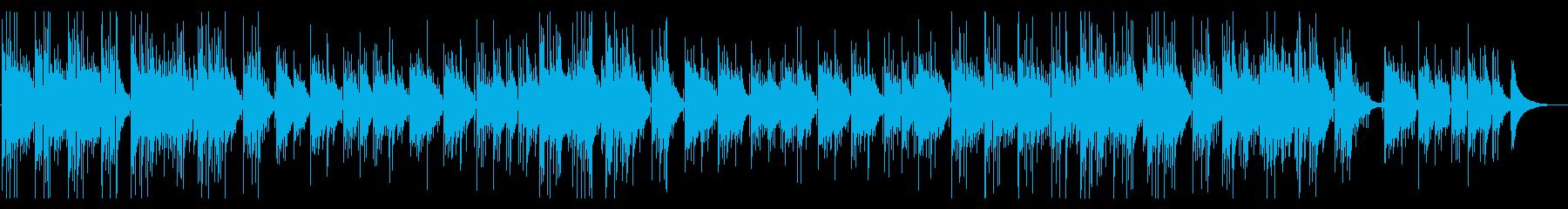 切ないアコギ2本のインスト Longの再生済みの波形