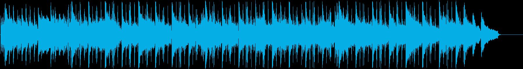 癒しのR&Bの再生済みの波形
