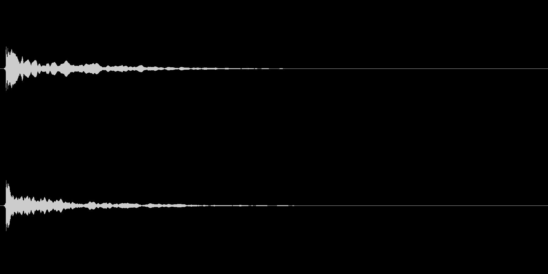 キラキラ系_088の未再生の波形
