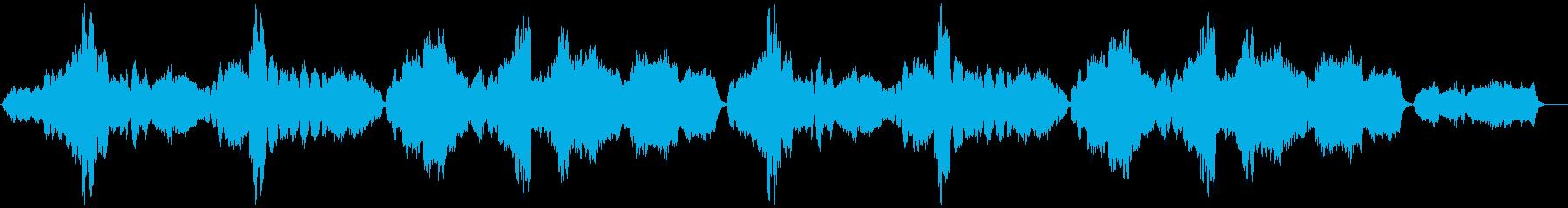 儚さを感じるクラシック曲【オーボエ】の再生済みの波形