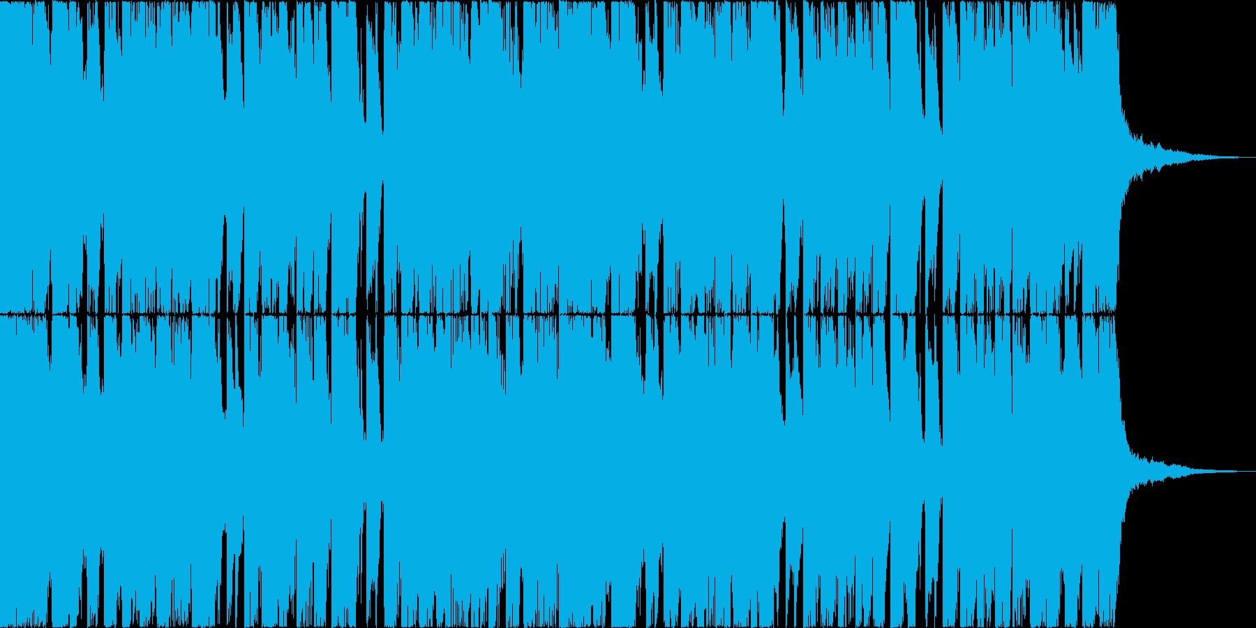 Kawaii Futurebassの再生済みの波形