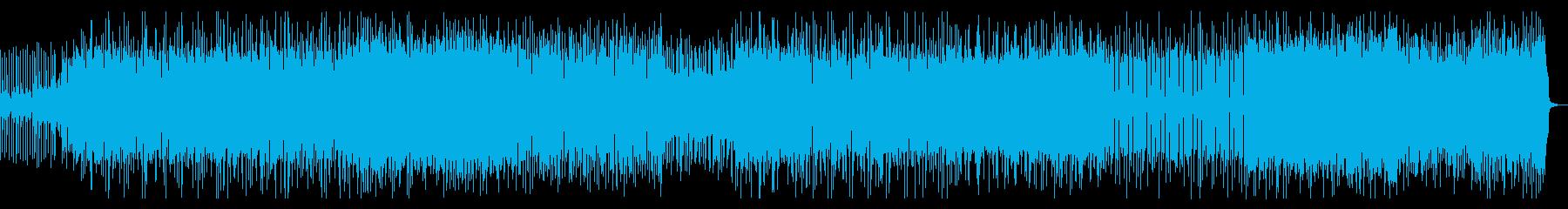 パンクロックリフバンドル!生演奏!の再生済みの波形