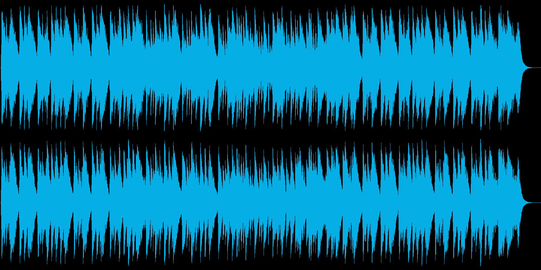 婚礼の合唱(ワーグナー)の再生済みの波形