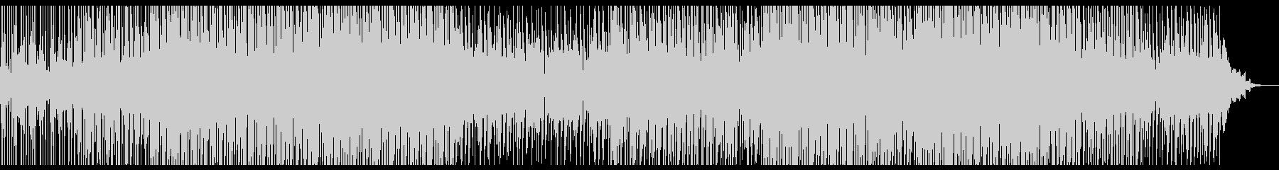 トロピカルの未再生の波形