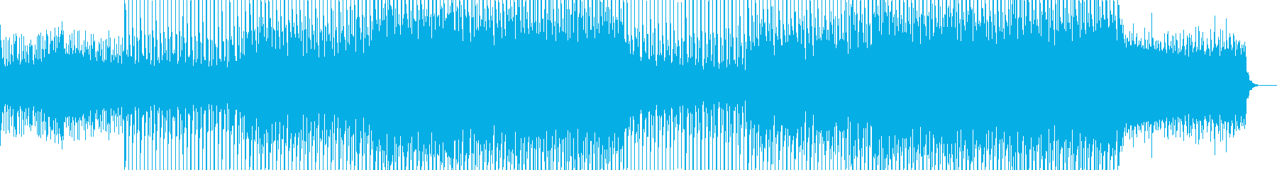 EDM club dance music-22's reproduced waveform