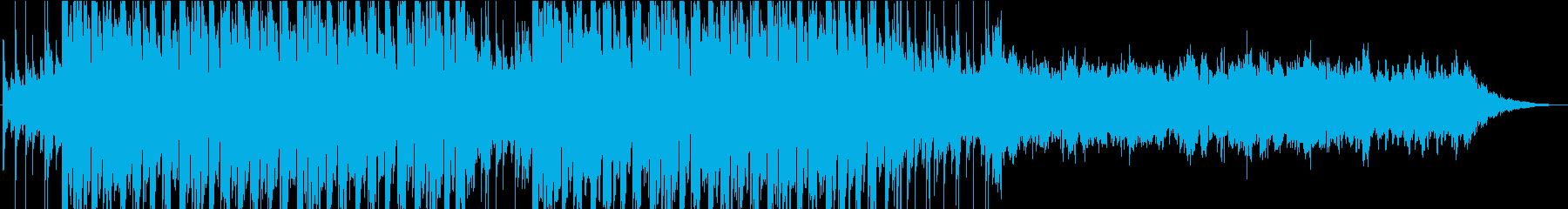 トロピカルメロディハウス~ほろ酔い気分③の再生済みの波形