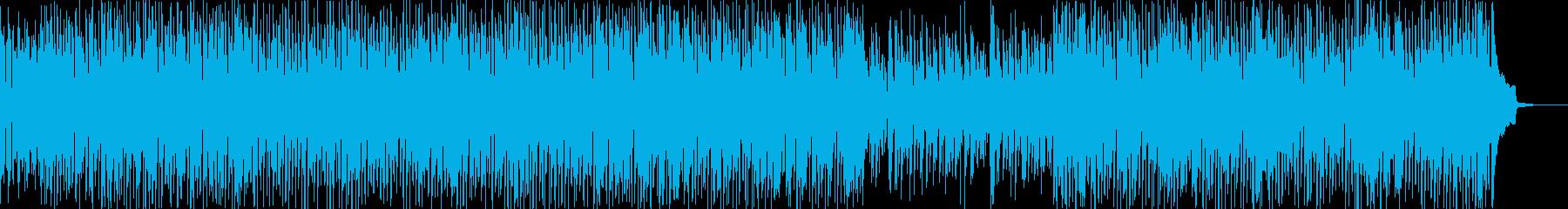 クリスマス 楽しげ ピアノ Chr...の再生済みの波形