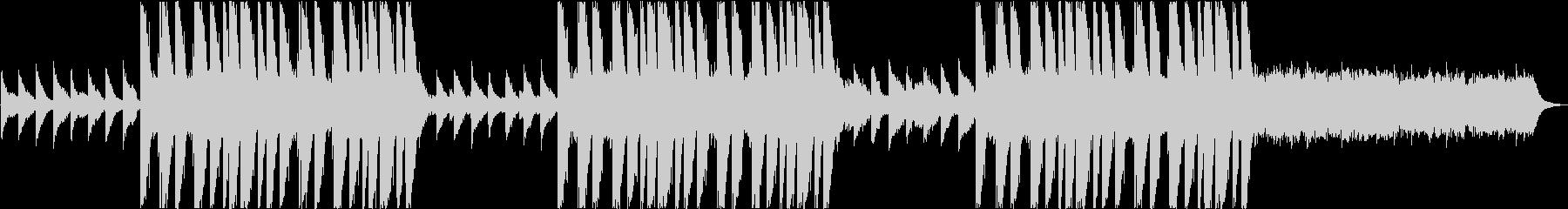 静か・洋楽・バラード・ピアノ・感動的の未再生の波形