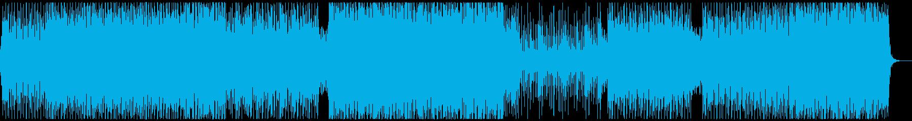 電気研究所Technology-h...の再生済みの波形