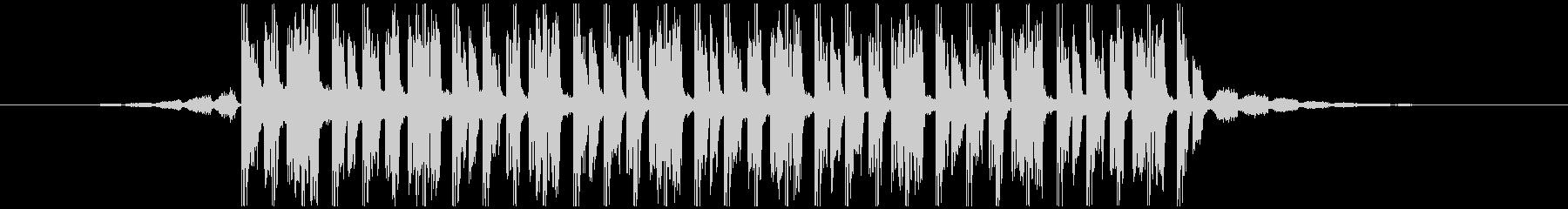 ラグジュアリーファッション(26秒)の未再生の波形