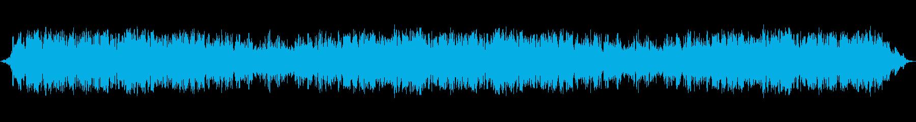 HIGH HARSH HOWLIN...の再生済みの波形