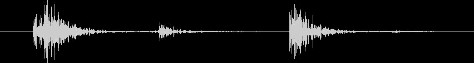 自動車またはトラック:内線:ボンネ...の未再生の波形