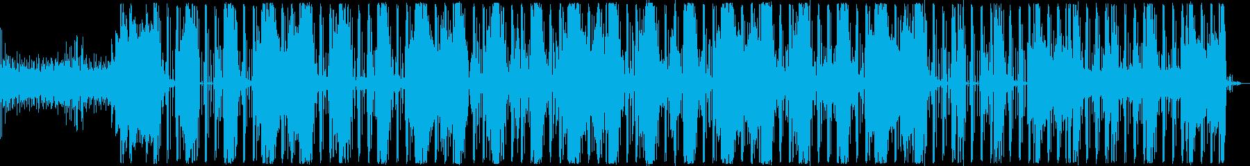 レトロ エーテル 淡々 テクノロジ...の再生済みの波形