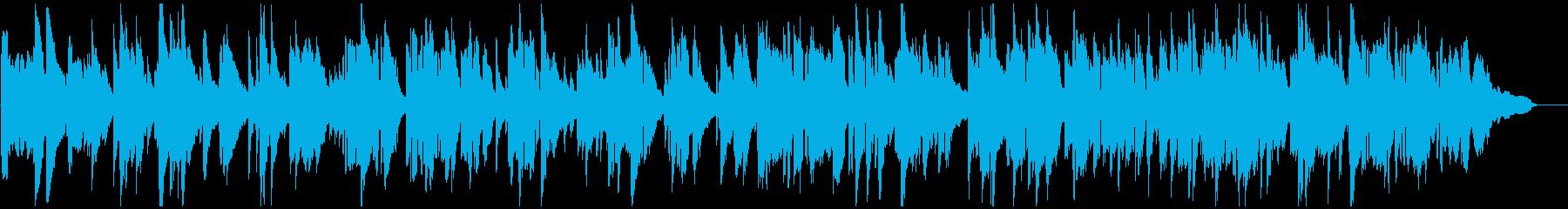 ムードたっぷりでセクシーな生演奏サックスの再生済みの波形