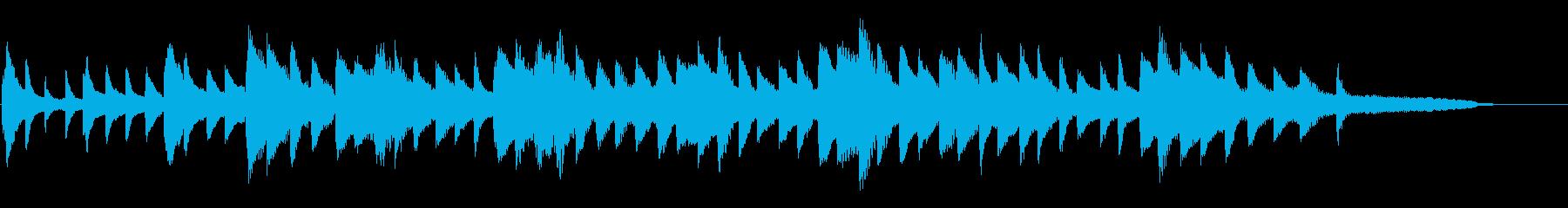 Cinematic Piano 13の再生済みの波形