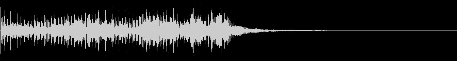 ティンパニ:ウォブルロールアクセン...の未再生の波形