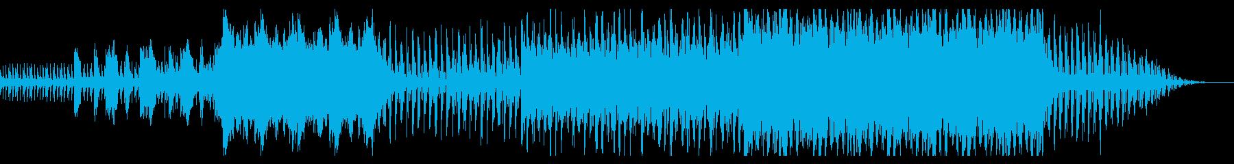 マリンバやピアノが絡み合う変拍子ミニマルの再生済みの波形