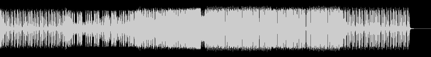 DJ Snakeを参考にしたトラップの未再生の波形