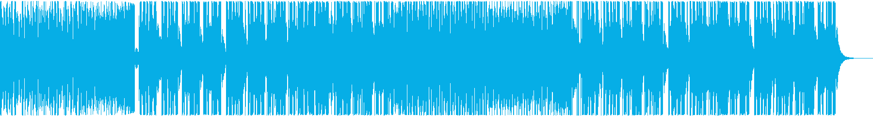 壮大かつ爽快なEDM・太いシンセ リードの再生済みの波形