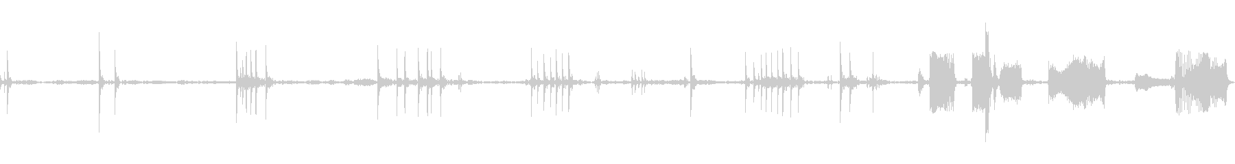 ウッド、クリーク;一連の短いかなり...の未再生の波形