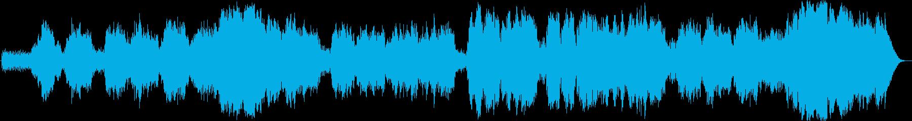 シチリアーノの再生済みの波形