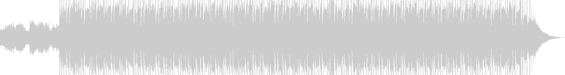 実験的な テクノロジー 電気ピアノ...の未再生の波形