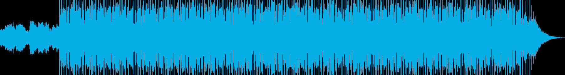 実験的な テクノロジー 電気ピアノ...の再生済みの波形