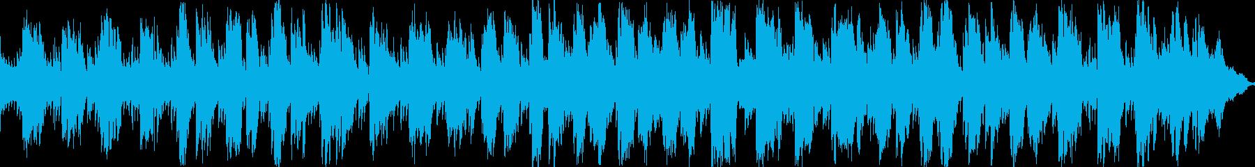 女性ヴォーカル、アコースティックギ...の再生済みの波形