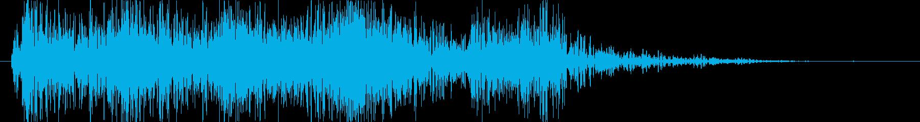 中世 ポートカリスオープン01の再生済みの波形