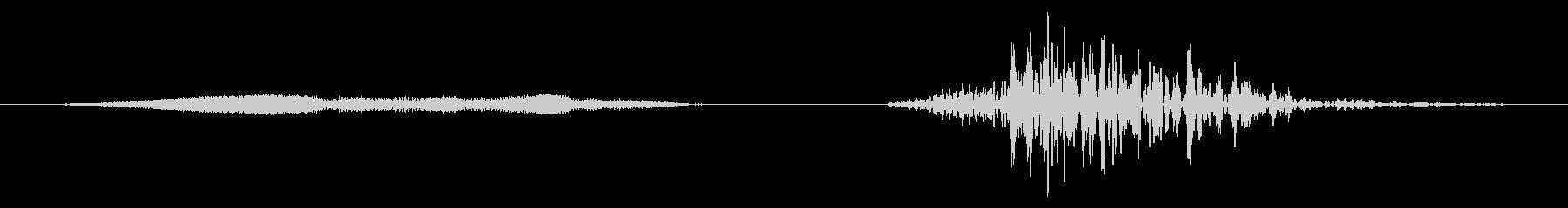 モーターキャニオン、モータードロー...の未再生の波形