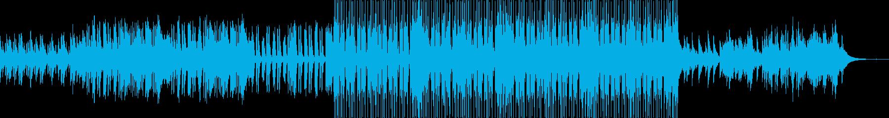 ポップ サスペンス アクション 説...の再生済みの波形