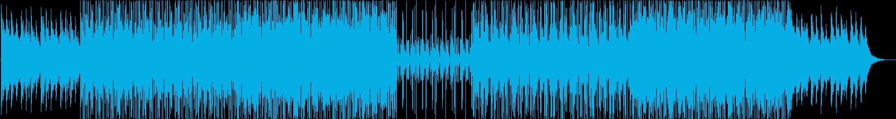 メロウなChillHop♬-PV-店舗♬の再生済みの波形