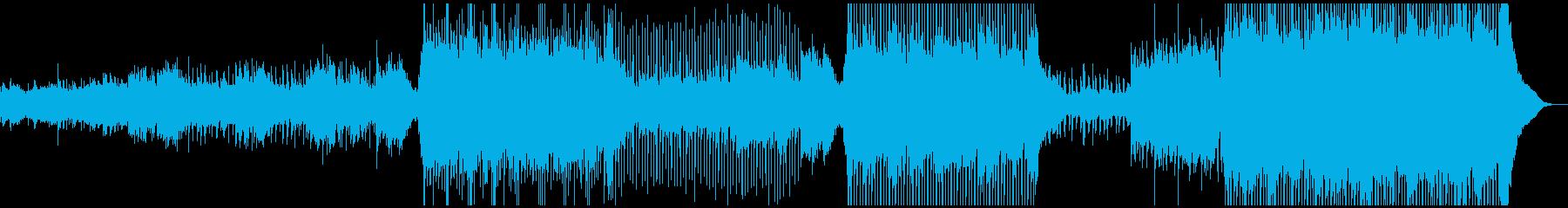 インディーズ ロック 民謡 コーポ...の再生済みの波形