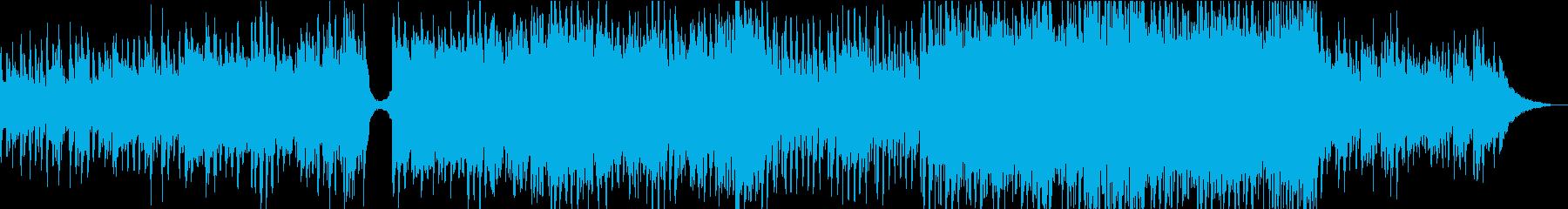 現代の交響曲 企業イメージ 厳So...の再生済みの波形