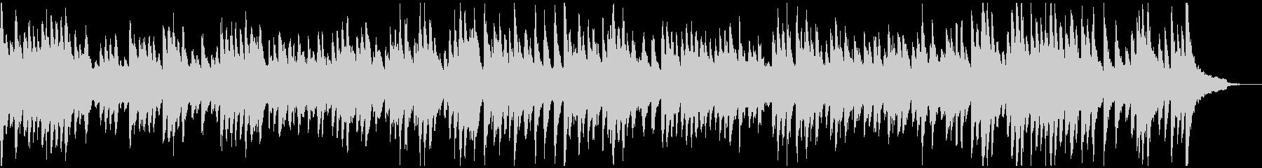 英国愛国歌「エルサレム」ピアノ伴奏の未再生の波形