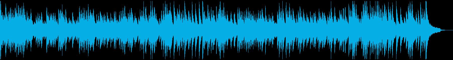 英国愛国歌「エルサレム」ピアノ伴奏の再生済みの波形
