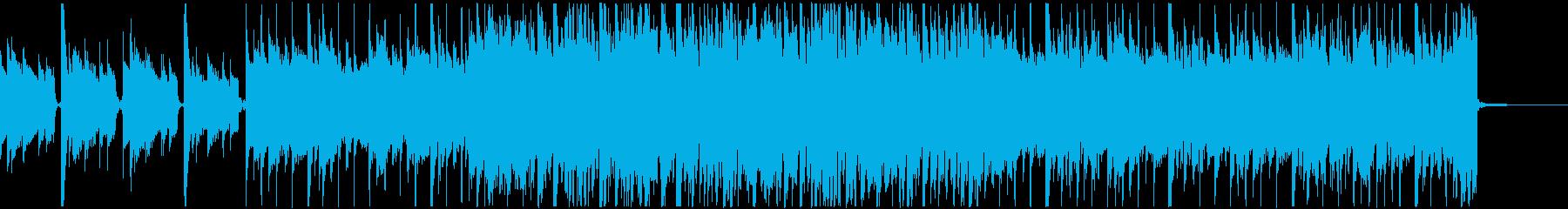 生演奏アコギ・エレキギター・軽快・爽やかの再生済みの波形
