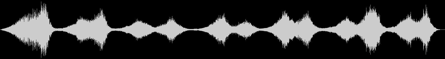 AIRY、ブリージングドローンスペ...の未再生の波形