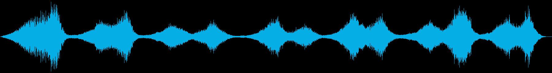 AIRY、ブリージングドローンスペ...の再生済みの波形