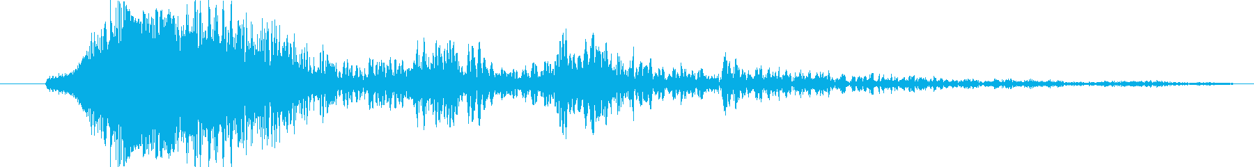 RPG ショットクローズ03の再生済みの波形