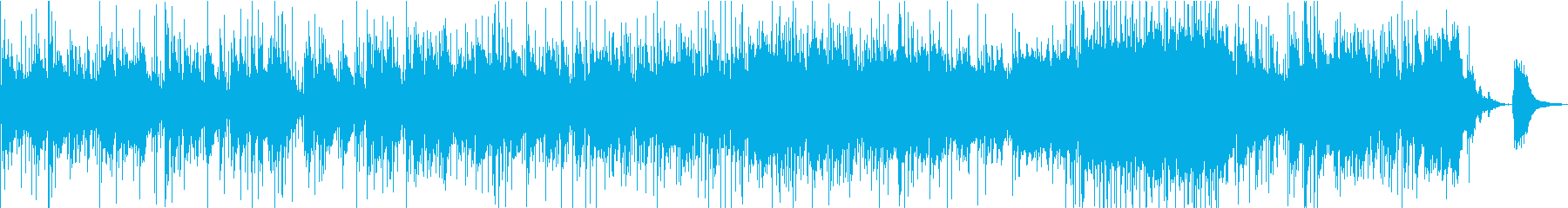 英詞大人シティポップス溢れるピアノ心の再生済みの波形