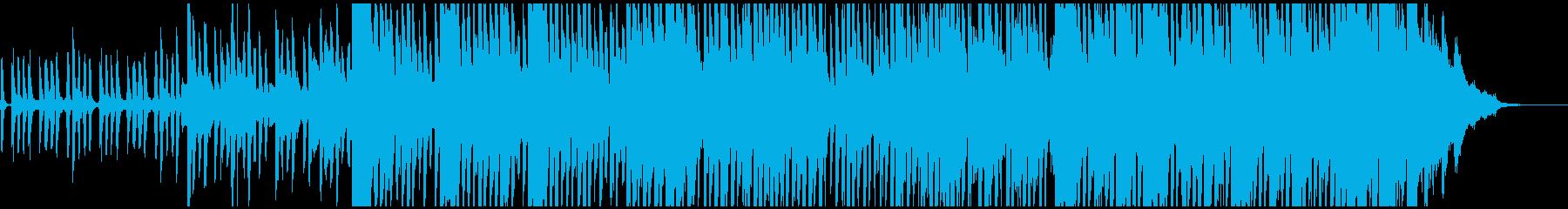 遊び心を持ち合わせた上品なピアノレトロの再生済みの波形