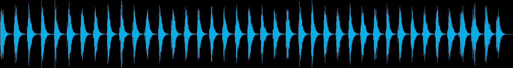 中級スタジオオーディエンス:ユニオ...の再生済みの波形