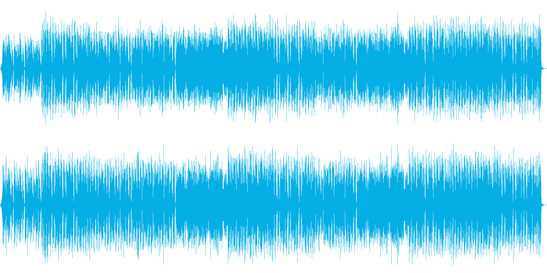 生演奏・ギター・夏・リゾート・ドライブの再生済みの波形