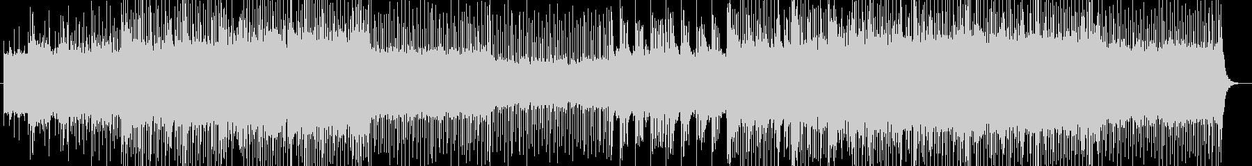 「ハード/ロック/ペイン」BGM70の未再生の波形