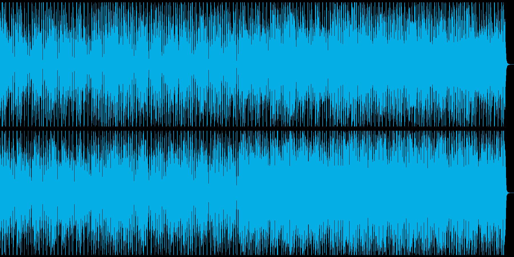 ジングルベル 南国風アレンジ鈴入りVerの再生済みの波形