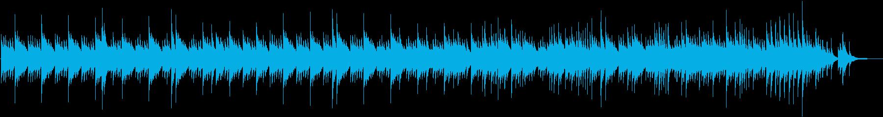 切ないクラシックギター音色の曲。ゲーム…の再生済みの波形